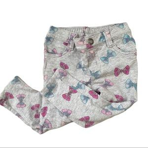 Free add on 🎁1989 Butterfly joggers girls 18-24 m